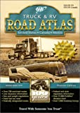 Truck and RV Road Atlas, AAA Staff, 156251556X