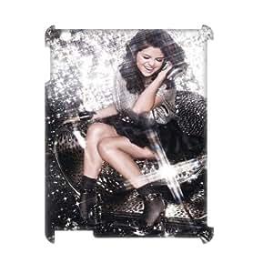 ZK-SXH - Selena Gomez Customized 3D Hard Back Case for iPad2,3,4,Selena Gomez Custom 3D Phone Case