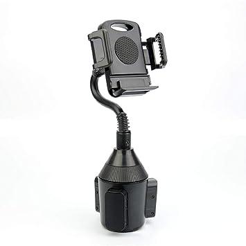 HAIHANG 360 Teléfono móvil Ajustable Soporte para portavasos ...