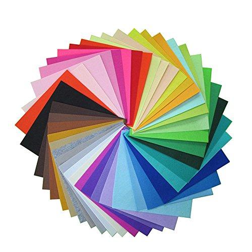 42pcs-felt-fabric-grosun-30cm-x-30cm-craft-nonwoven-fabric-sheet-diy-polyester-felts