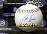 Matt Cain autographed baseball (San Francisco Giants World Series Champion No Hitter) MLB Hologram AW Certificate of Authenticity