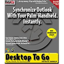 Desktop to Go for Palm Organizers 2.5 (30-User)