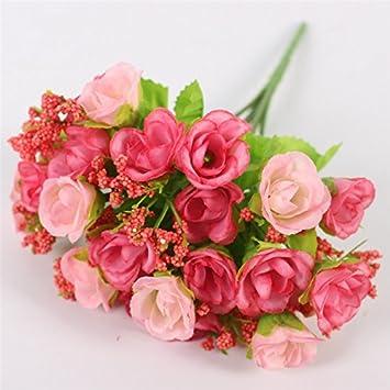 Jiale3536 Kunstliche Blumen Herbst 15 Staats Und Regierungschefs