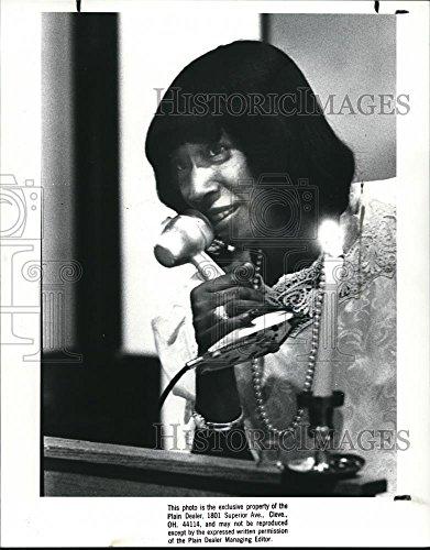 1988 Press Photo Principal Dr. Patricia Ackerman - cva98316 - 10.25 x 8 in. - Historic Images (Ackerman Dr)