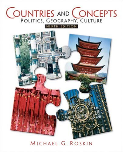 Geography Cultures: Not_Only_Academic On Amazon.com Marketplace