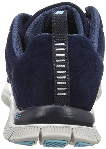 nbsp;Casual Blu Way Blu Sneaker Skechers Navy Flex Donna Appeal gtqwY0Ex6