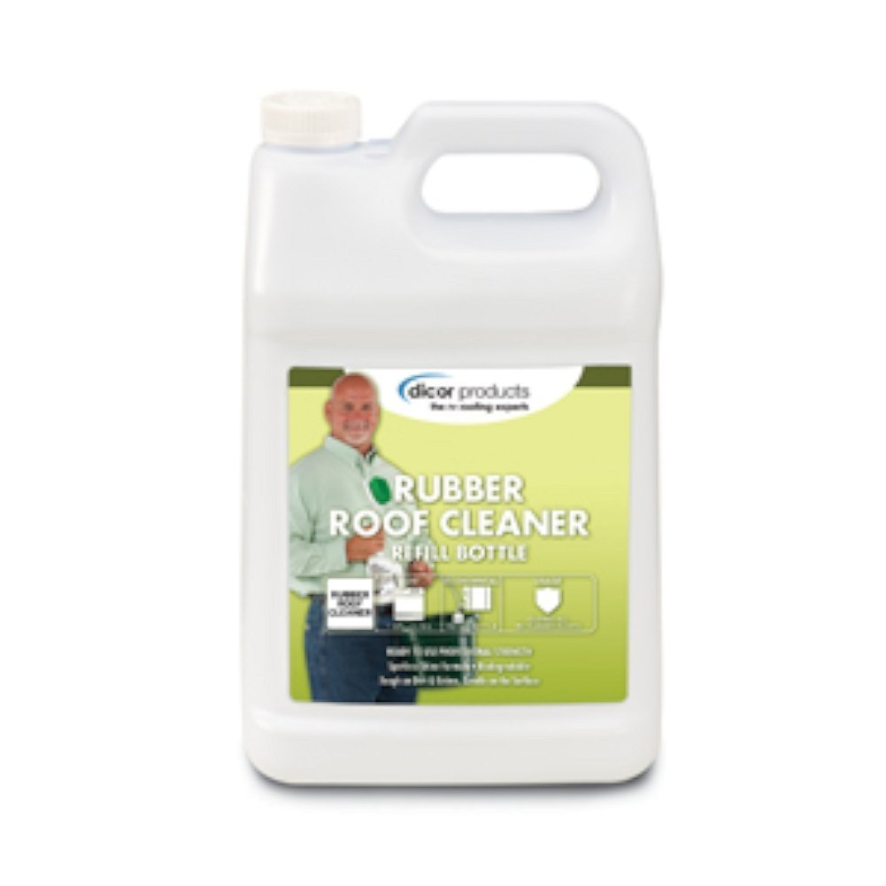 Dicor RPRC1GL Rubber Roof Cleaner - 128 oz. (4)