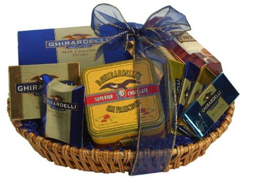 UPC 098009211497, Wine Country Ghirardelli Gift Basket