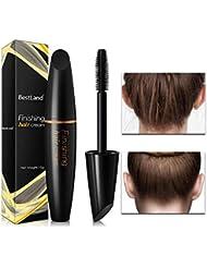 Hair Finishing Stick, Small Broken Hair Finishing Cream Refreshing Not Greasy Feel Shaping Gel Cream Hair Wax Stick Fixing Bangs Stereotypes Cream