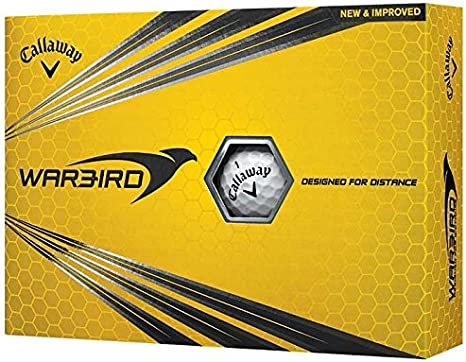 Image ofCallaway Warbird Bolas de Golf, Unisex Adulto
