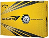 4. Callaway Warbird Golf Ball, Prior Generation, (One Dozen), White