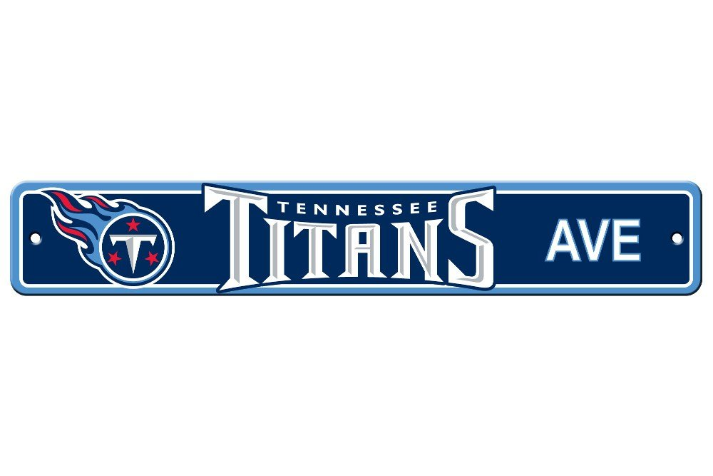 Fremont Die NFL Tennessee Titans Plastic Street