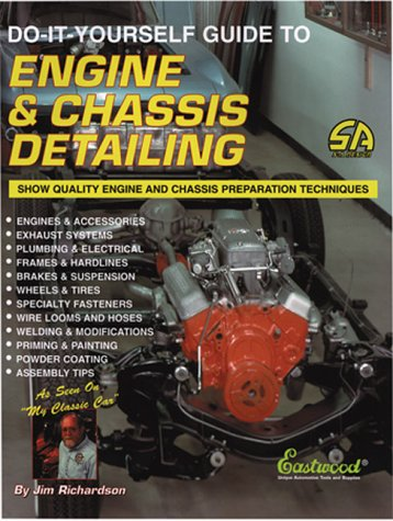 Do it yourself guide to engine chassis detailing show quality do it yourself guide to engine chassis detailing show quality engine and chassis preparation techniques s a design jim richardson 9781884089466 solutioingenieria Gallery