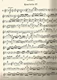Haydn Quartette IV Set of Parts Violin I, Violin II, Viola, Violoncello Edition Peters Nr. 289d (String Quartet)