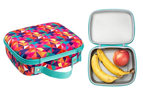 ZIPIT Colorz Lunch Box, Colorful Triangles Photo #5
