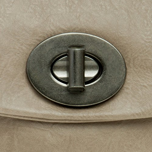 CASPAR Fashion - Bolsa Mujer Marrón - pardo