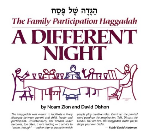 a-different-night-the-family-participation-haggadah