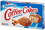 Hostess Cinnamon Streusel Coffee Cakes (8 count) 11.6 oz Box - Pack of 4
