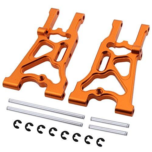 Hpi Set Arm Suspension - Hobbypark Aluminum Rear Suspension Arm Set For HPI WR8 Flux Rally 3.0 Ken Block Option Hop Up Upgrade Parts