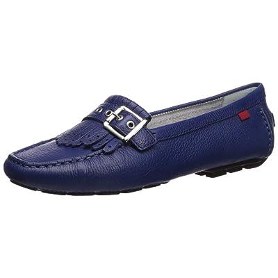MARC JOSEPH NEW YORK Women's Leather Made in Brazil South Street Kilt Loafer   Loafers & Slip-Ons