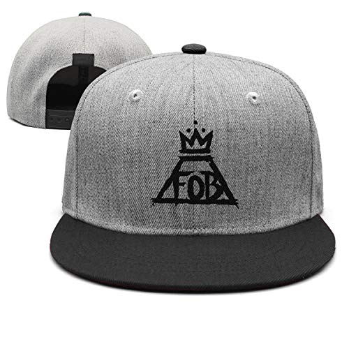 Fall-Out-Boy- Teenager Cap Classic Sports Strapback Hat