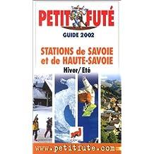 STATION DE SAVOIE ET DE HAUTE SAVOIE 2002