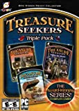 Treasure Seekers Triple Pack: Enchanted Canvases, Follow the Ghosts & Visions of Gold (PC)