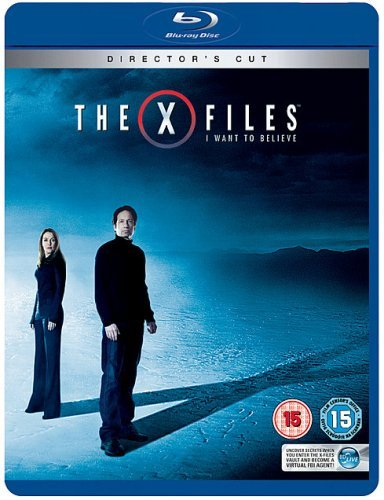 X-Files: I Want To Believe (Blu-Ray) /BR