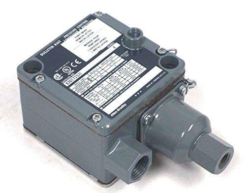 Allen Bradley 836T-T252J Pressure Control T42242 Allen Bradley Control