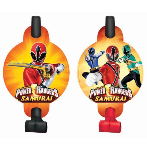 power rangers samurai birthday - 9