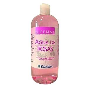 Bifemme Agua de rosas - 1000 ml