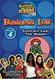 Standard Deviants School - The Cutthroat World of Business Law, Program 4 - Contract Law the Sequel (Classroom Edition) [Import]