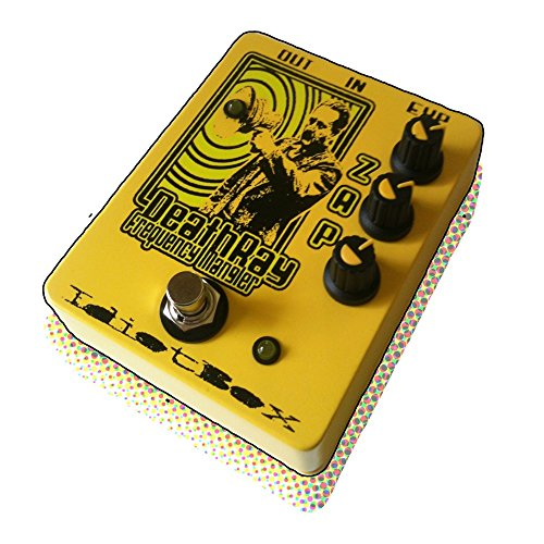 IdiotBox Death Ray Frequency Mangler Fuzz Effect - Boutique Pedals Fuzz