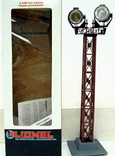 MPC LIONEL- 12899 - OPERATING SEARCHLIGHT TOWER