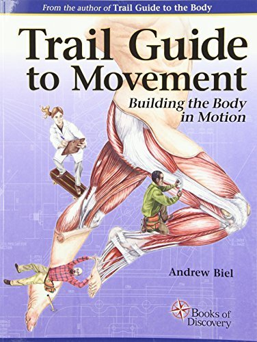 Trail Guide to Movement by Andrew Biel - Guide Zebra Media Upper