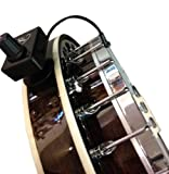 BANJO PICKUP, with FLEXIBLE MICRO-GOOSE NECK by Myers Pickups ~ See it in ACTION! Copy and paste: myerspickups.com