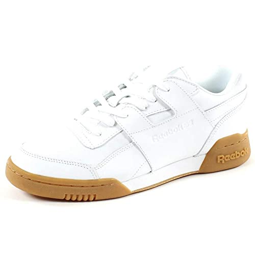 Reebok Crossfit - Reebok classicworkout lo Plus Gag - Zapatillas - White: Amazon.es: Zapatos y complementos
