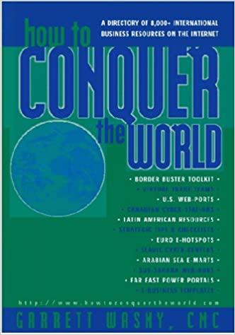 Conquer the World: A Directory of 8000+ International ...