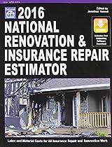 2016 National Renovation & Insurance Repair Estimator (National Renovation and Insurance Repair Estimator)