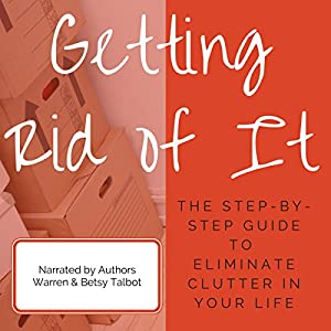 Getting Rid of It Audiobook