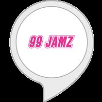 Amazon 99 JAMZ Radio Station Alexa Skills