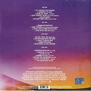 Bohemian Rhapsody (The Original Soundtrack) [VINYL]