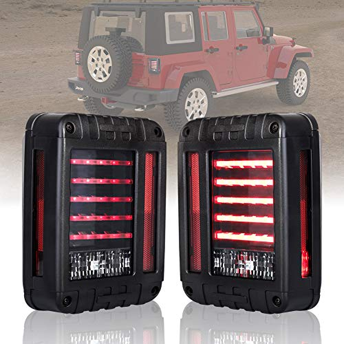 7 Round Led Tail Light in US - 8