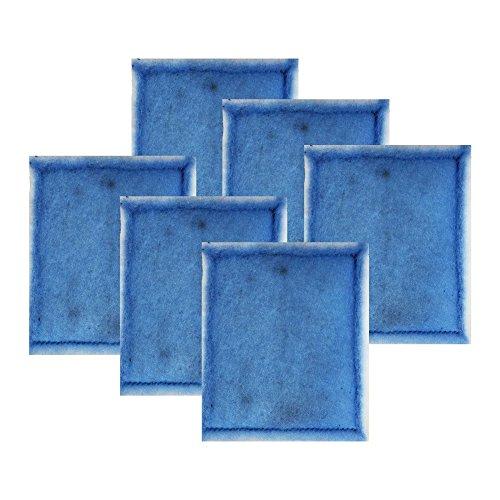 Change Replacement (Think Crucial 6 Replacements Odor Reducing Aqua-Tech EZ-Change #3 Aquarium Filter Cartridge, 4.50 x 6 x 6.75 in, Fits 20-40, 30-60 Power Filters)