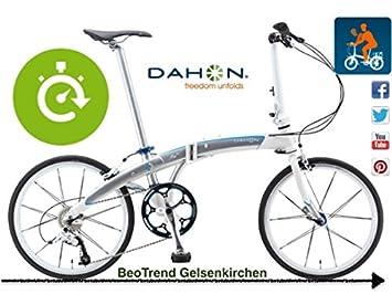 Bicicleta DAHON Mu SL10 50,8 cm/10Gang/SRAM Apex brakes
