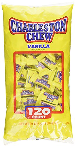 Charleston Chew Vanilla Bulk (120 Ct)