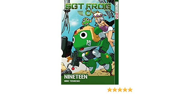 Sgt. Frog, Vol. 19: Karaoke, Cows, and Cleaning?