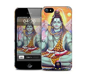 Shiva Hindu God iPhone 5 / 5S protective case