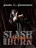 Slash and Burn (Bullet Series Book 5) (Rock Star Romance)