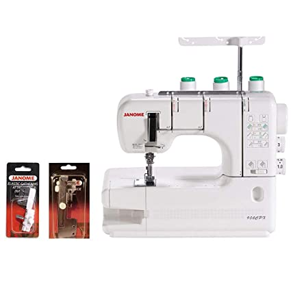 Amazon Janome CoverPro 40CPX Coverstitch Machine With Bonus Best Coverstitch Sewing Machine